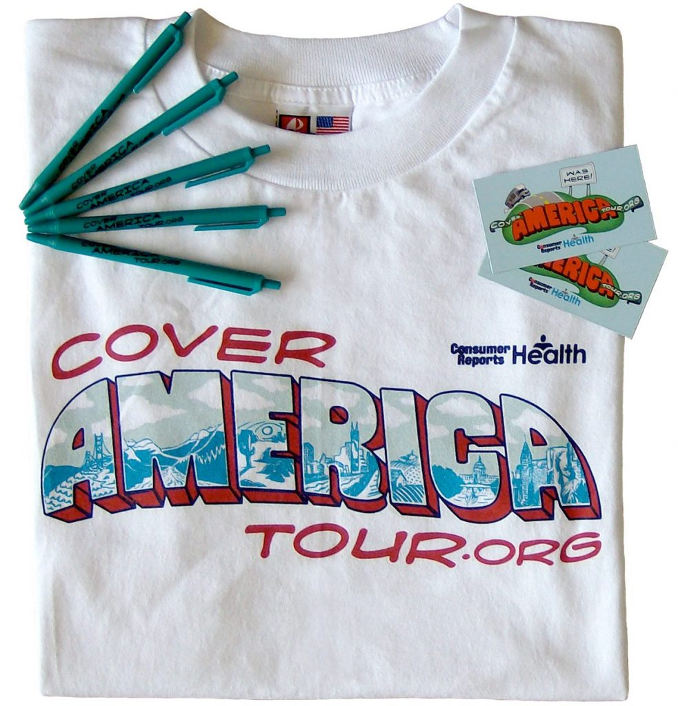 cover america tour swag